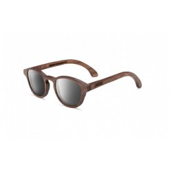 Gafas de sol de madera hechas a mano Palens Silvi Walnut