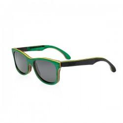 Gafas de sol de madera hechas a mano Palens Waldi Skate Boby