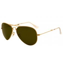 Gafas de sol Ray-Ban RB3479 AVIATOR FOLDING 001 ARISTA CRYSTAL GREEN