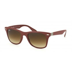 Gafas de sol Ray-Ban RB4195 WAYFARER LITEFORCE 603313 BROWN
