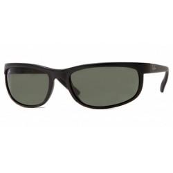 Gafas de sol Ray-Ban RB2027 PREDATOR 2 W1847 BLACK/ MATTE BLACK CRYSTAL GREEN