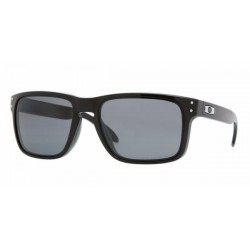 Gafas de sol Oakley OO9102 HOLBROOK 910202 POLISHED BLACK GREY POLARIZED