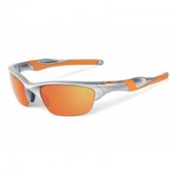 Gafas de sol Oakley OO9144 HALF JACKET 2.0 914402 SILVER FIRE IRIDIUM