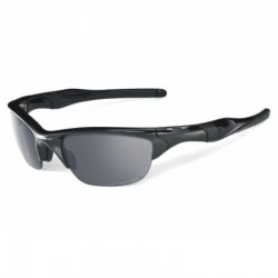 Gafas de sol Oakley OO9144 HALF JACKET 2.0 914404 POLISHED BLACK BLACK IRIDIUM POLARIZED