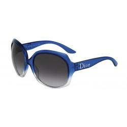 Gafas de sol Dior DIOR GLOSSY 1 G2H (HD) TRBLSH BL (GREY SF)