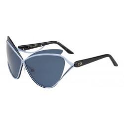 Gafas de sol Dior DIORAUDACIEUSE1 4CB (KU) BLUGLDBLK (BLUE AVIO)