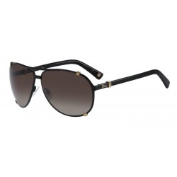Gafas de sol Dior DIORCHICAGO2 65Z (JD) BLACK (BROWN SF)