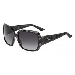 Gafas de sol Dior DIORFRISSON1 BIL (HA) SHBLK MTT (BROWN SF)