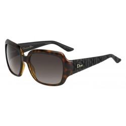 Gafas de sol Dior DIORFRISSON1 DJS (HA) HAV MTBLK (BROWN SF)