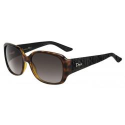 Gafas de sol Dior DIORFRISSON2 DJS (HA) HAV MTBLK (BROWN SF)