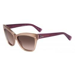 Gafas de sol Dior DIORJUPON2 3JU (V6) OPLBRWVIO (BROWN SF)