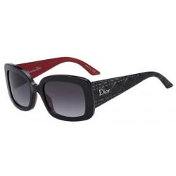 Gafas de sol Dior DIORLADYLADY2 EL4 (HD) BLACK RED (GREY SF)