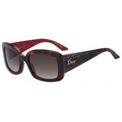 Gafas de sol Dior DIORLADYLADY2 EL5 (HA) HAVANARED (BROWN SF)