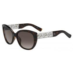 Gafas de sol Dior DIORMYSTERE 3GV (HA) HVN CRYST (BROWN SF)