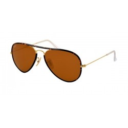 Gafas de sol Ray-Ban RB3025JM AVIATOR FULL COLOR 001 ARISTA MARRON