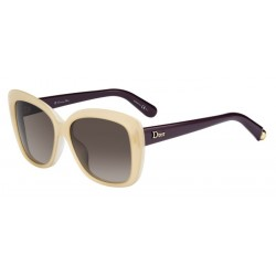 Gafas de sol Dior DIORPROMESSE2 3IF (HA) HNYCRMPLM (BROWN SF)