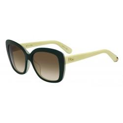 Gafas de sol Dior DIORPROMESSE2 3IL (YY) TRGRNYLLW (BROWNGREY SF)