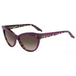 Gafas de sol Dior DIORSAUVAGE1 MB9 (HA) PLUM PHAN (BROWN SF)