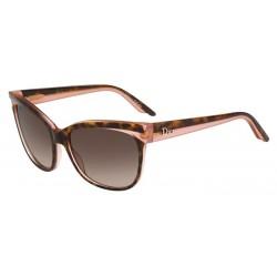 Gafas de sol Dior DIORSAUVAGE2 EEH (V6) HAV CORAL (BROWN SF)