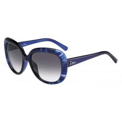 Gafas de sol Dior DIORTIEDYE1 5IW (9C) BLUE (DK GREY SF)