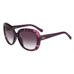 Gafas de sol Dior DIORTIEDYE1 BPK (J8) FLOWVIOL (MAUVE SF)
