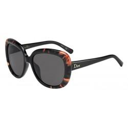 Gafas de sol Dior DIORTIEDYE1 EES (Y1) BKCORFLW (GREY)