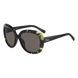 Gafas de sol Dior DIORTIEDYE1 EEW (NR) BKYELFLW (BROWN GREY)
