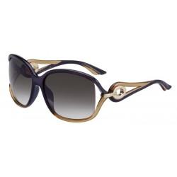 Gafas de sol Dior DIORVOLUTE2 60L (JS) VIOL HON (BROWN SF)