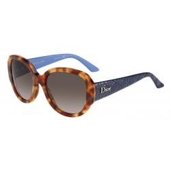 Gafas de sol Dior LADYINDIOR1 C8V (HA) HV BLUAZU (BROWN SF)