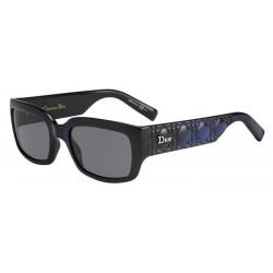 Gafas de sol Dior MYDIOR2N EDU (BN) BLUE SPIE (DK GREY)