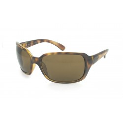 Gafas de sol Ray-Ban RB4068 HIGHSTREET 642/57 HAVANA CRYSTAL BROWN POLARIZED