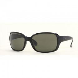 Gafas de sol Ray-Ban RB4068 HIGHSTREET 601 BLACK CRYSTAL GREEN