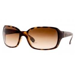 Gafas de sol Ray-Ban RB4068 HIGHSTREET 710/51 LIGHT HAVANA CRYSTAL BROWN GRADIENT