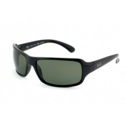 Gafas de sol Ray-Ban RB4075 HIGHSTREET 601/58 BLACK CRYSTAL GREEN POLARIZED