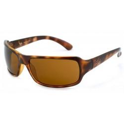 Gafas de sol Ray-Ban RB4075 HIGHSTREET 642/57 HAVANA CRYSTAL BROWN POLARIZED