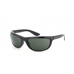 Gafas de sol Ray-Ban RB4089 BALORAMA 601/58 BLACK CRYSTAL GREEN POLARIZED