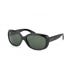 Gafas de sol Ray-Ban RB4101 JACKIE OHH 601 BLACK CRYSTAL GREEN