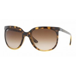 Gafas de sol Ray-Ban RB4126 CATS 1000 710/51 LIGHT HAVANA CRYSTAL BROWN GRADIENT