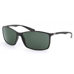 Gafas de sol Ray-Ban RB4179 LITEFORCE 601/71 BLACK VERDE