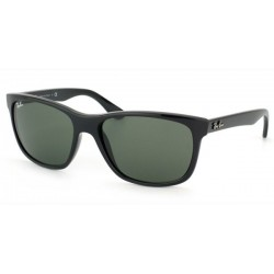 Gafas de sol Ray-Ban RB4181 HIGHSTREET 601/9A BLACK POLAR GREEN