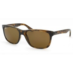 Gafas de sol Ray-Ban RB4181 HIGHSTREET 710/83 LIGHT HAVANA POLAR BROWN