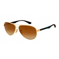 Gafas de sol Ray-Ban RB8313 CARBON FIBRE 001/51 ARISTA CRYSTAL BROWN GRADIENT