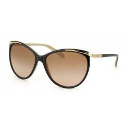 Gafas de sol Ralph RA5150 109013 BLACK/NUDE BROWN GRADIENT