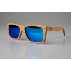 Gafas de madera Woodys Masfa 0.53