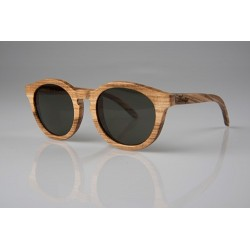 Gafas de madera Woodys Ninja 0.69