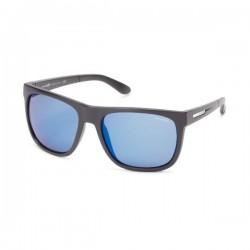 Gafas de sol Arnette AN4143 FIRE DRILL F01/55 matte black blue mirror