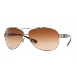 Gafa de sol Ray-Ban RB3386 ACTIVE LIFESTYLE 004/13 GUNMETAL BROWN GRADIENT