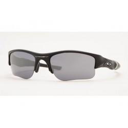 Gafas de sol Oakley OO9009 FLAK JACKET XLJ 03-915 JET BLACK BLACK IRIDIUM