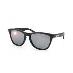 Gafas de sol Oakley OO9013 FROGSKINS 24-297 MATTE BLACK BLACK IRIDIUM POLARIZED