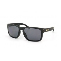 Gafas de sol Oakley OO9102 HOLBROOK 910217 MATTE BLACK Polarizado